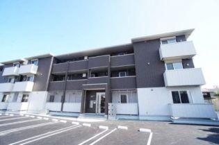 Dーグレイス B棟 2階の賃貸【広島県 / 福山市】
