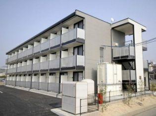 レオパレスHI 3階の賃貸【広島県 / 福山市】