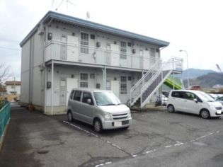 シャトルおおわ 2階の賃貸【広島県 / 福山市】