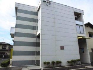 レオパレストゥイン コメット 2階の賃貸【広島県 / 広島市安佐北区】