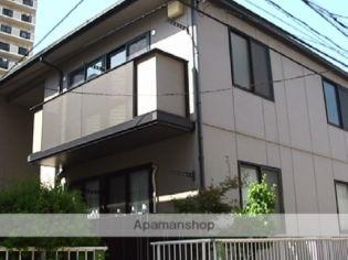 フレグランス笹口 C 2階の賃貸【広島県 / 広島市西区】