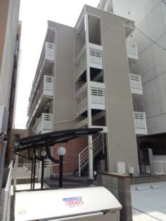 レオネクストラフェリア 3階の賃貸【広島県 / 広島市南区】