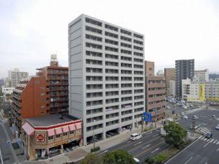 レオパレス国泰寺 4階の賃貸【広島県 / 広島市中区】