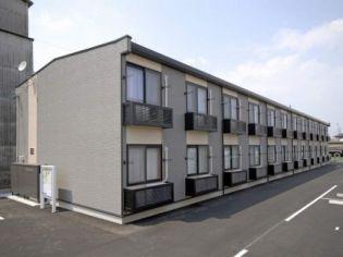 レオパレスフィオーレ 2階の賃貸【広島県 / 福山市】