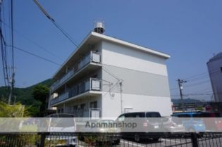 AREAS宮浦 3階の賃貸【広島県 / 三原市】