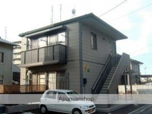 ディアスT'S 2階の賃貸【広島県 / 福山市】