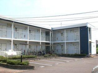 レオパレス新涯ロータスB棟 2階の賃貸【広島県 / 福山市】