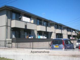 シャーメゾン中島A棟 2階の賃貸【広島県 / 東広島市】