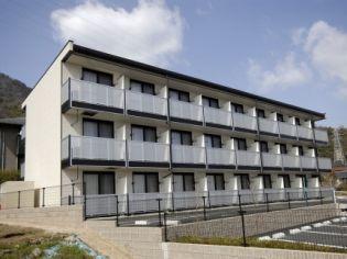 レオパレスCEDRUS 2階の賃貸【広島県 / 広島市安佐南区】