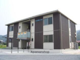 アマービレ2ND棟 1階の賃貸【山口県 / 山口市】
