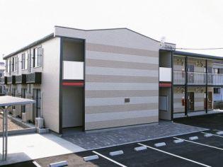 レオパレスWESTⅡ 2階の賃貸【徳島県 / 徳島市】
