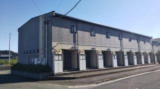 徳島県鳴門市撫養町北浜字宮の東の賃貸アパート
