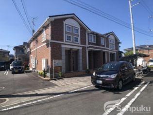 愛媛県松山市今在家1丁目の賃貸アパート