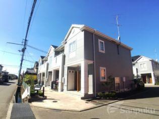 愛媛県松山市北久米町の賃貸アパート