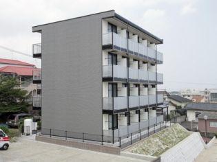 レオパレスカメリア 西片江[105号室]の外観