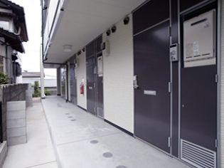 レオパレスカメリア 西片江 4階の賃貸【福岡県 / 福岡市城南区】