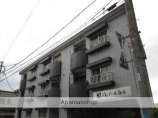 プレアール弥永 3階の賃貸【福岡県 / 福岡市南区】