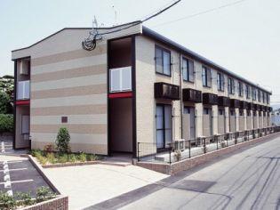 レオパレスエミネンス 2階の賃貸【福岡県 / 福岡市早良区】