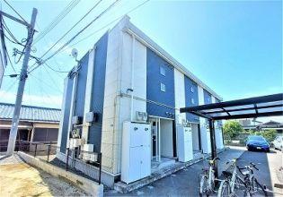 レオネクストそらまめⅡ 2階の賃貸【佐賀県 / 佐賀市】