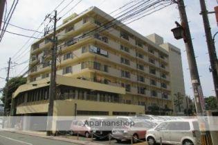 コーポ九品寺 2階の賃貸【熊本県 / 熊本市中央区】