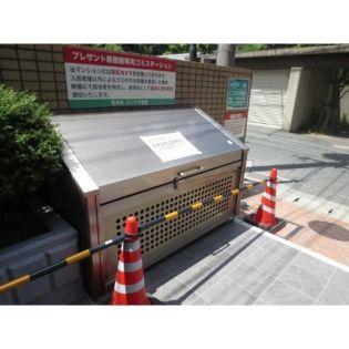 プレザント新屋敷 7階の賃貸【熊本県 / 熊本市中央区】