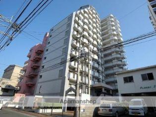 ライオンズマンション熊本中央 9階の賃貸【熊本県 / 熊本市中央区】