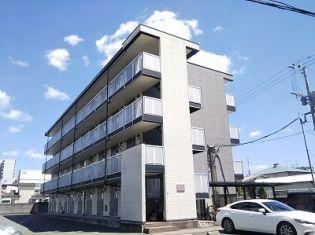 レオパレスセイ琴平 4階の賃貸【熊本県 / 熊本市中央区】