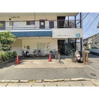 レジデンス・スターライト 4階の賃貸【熊本県 / 熊本市南区】