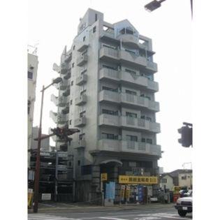 HAUビル 4階の賃貸【熊本県 / 熊本市中央区】