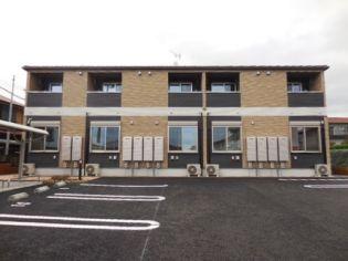 熊本県熊本市東区上南部2丁目の賃貸アパート