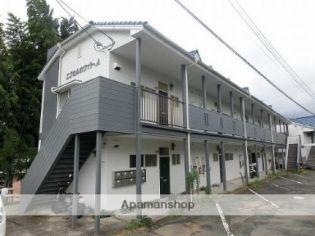 エクセルホワイトA 2階の賃貸【熊本県 / 熊本市北区】