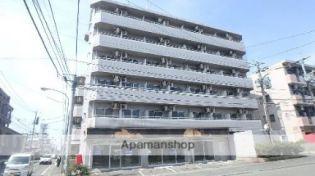 サンウイングス 4階の賃貸【熊本県 / 熊本市中央区】