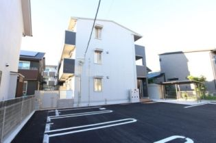 熊本県熊本市中央区琴平1丁目の賃貸アパートの外観