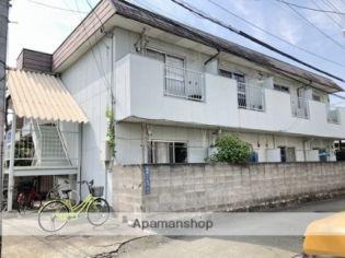 島田ハイツ 2階の賃貸【熊本県 / 熊本市中央区】