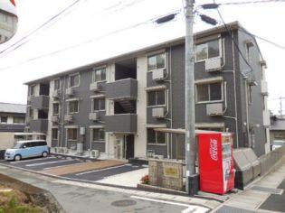 熊本県熊本市北区弓削6丁目の賃貸アパートの外観
