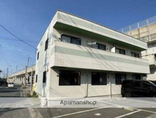 エクセレントハイツ 2階の賃貸【熊本県 / 熊本市南区】