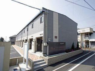 レオパレス松の本 2階の賃貸【熊本県 / 熊本市東区】