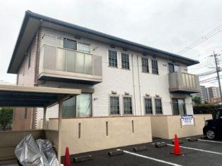 ブランハイムⅡ 2階の賃貸【熊本県 / 熊本市東区】
