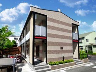 レオパレスVAGENGATAN 2階の賃貸【熊本県 / 熊本市東区】