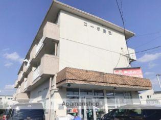 コーポ・辰己 3階の賃貸【熊本県 / 熊本市東区】