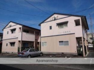 ニュー岱南荘B 2階の賃貸【熊本県 / 玉名市】