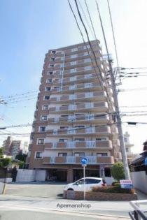 トウイナーズマンション 10階の賃貸【熊本県 / 熊本市中央区】