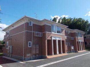 グローリーラビーンA 2階の賃貸【熊本県 / 熊本市北区】