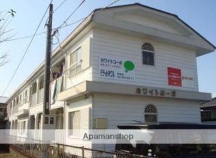 ホワイトコーポ 2階の賃貸【宮崎県 / 宮崎市】