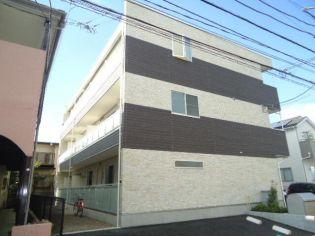 神奈川県相模原市南区東林間2丁目の賃貸アパート
