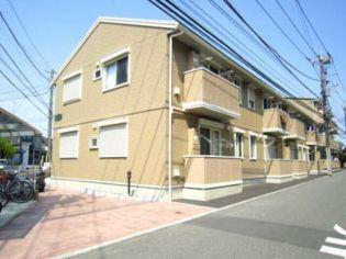 神奈川県座間市小松原2丁目の賃貸アパート