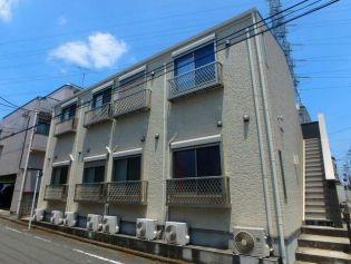 東京都町田市中町3丁目の賃貸アパート