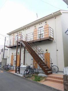 神奈川県相模原市南区若松2丁目の賃貸アパート