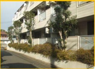 神奈川県座間市立野台2丁目の賃貸マンション