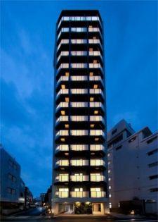 ジェノヴィア麻布十番グリーンヴェール 8階の賃貸【東京都 / 港区】